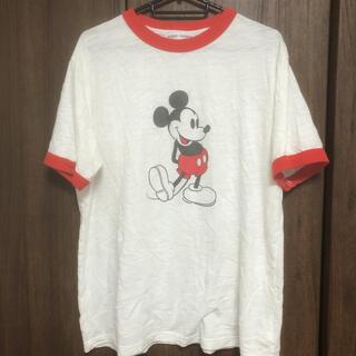 ロデオクラウンズワイドボウル(RODEO CROWNS WIDE BOWL)のロデオクラウンズワイドボウル Tシャツ ミッキー(Tシャツ(半袖/袖なし))