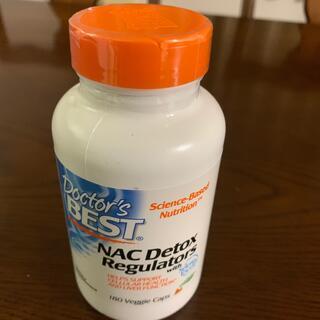 nアセチルシステイン NAC デトックスレギュレーター180ベジキャップ