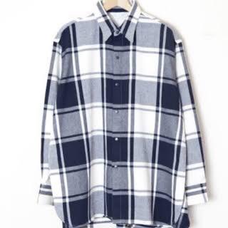 UNUSED - unused チェックシャツ TAKUYA∞