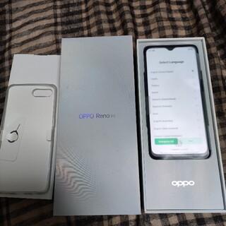 OPPO - OPPO Reno a 64GB ブルー デュアルシムフリー版