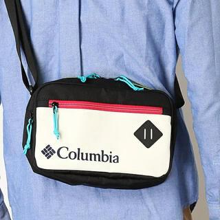 Columbia - 定価5830円 コロンビア ショルダーバッグ PU8355 Columbia