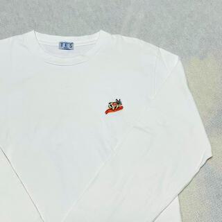 ロンハーマン(Ron Herman)のTES エンドレスサマー ワンポイントBUHI刺繍ロンT S(Tシャツ/カットソー(七分/長袖))