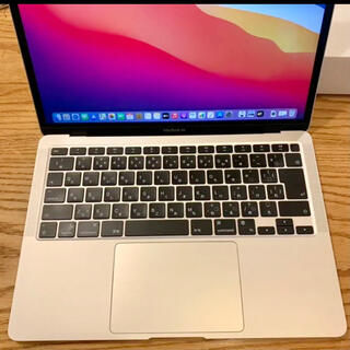 Apple - 13インチMacBook Air  シルバー M1 512GB