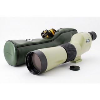 ニコン(Nikon)の1529 Nikon フィールドスコープ D=60 P ×20 接眼レンズ 付き(レンズ(単焦点))