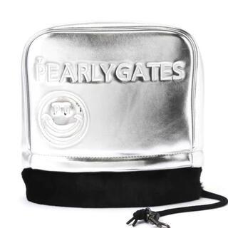 PEARLY GATES - 新品 パーリーゲイツ プラチナ シルバー アイアン用ヘッドカバー