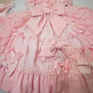 Angelic Pretty - アンプリ初版新品初期布タグ付き恋するお姫様プラス4点