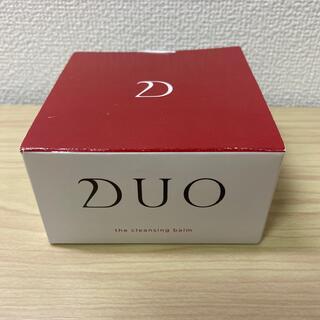 【新品未開封】DUO(デュオ) ザ クレンジングバーム(90g)