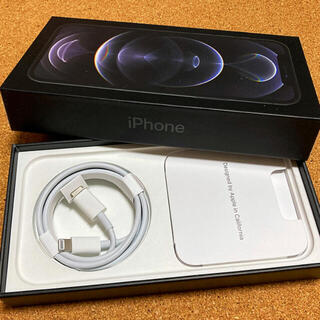 アイフォーン(iPhone)のiPhone 12  pro ケーブル(その他)