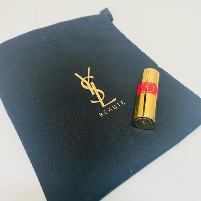 Yves Saint Laurent Beaute(イヴサンローランボーテ)の【未使用】Yves Saint Laurent ポーチ【非売品】 レディースのファッション小物(ポーチ)の商品写真