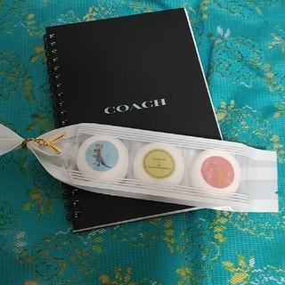 コーチ(COACH)のcoach☆ノベルティ☆ノート☆バスキア(ノート/メモ帳/ふせん)