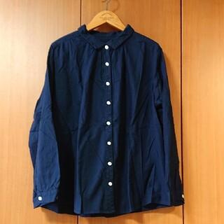 SM2 - SM2 ネイビーシャツ 羽織りにも サマンサモスモス