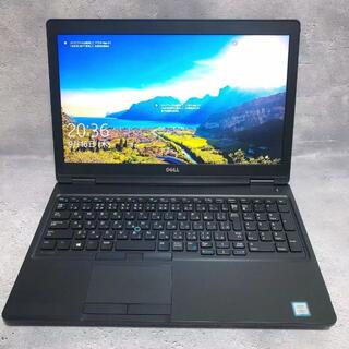 DELL - 超高性能Dell Precision3520 i7 1TB+256GB 16GB