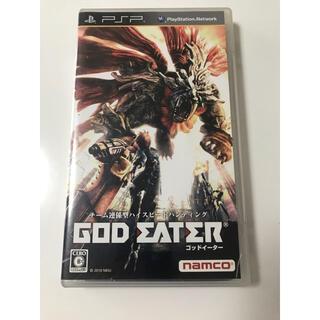 BANDAI NAMCO Entertainment - GOD EATER  チーム連係型ハイスピードハンティング PSP