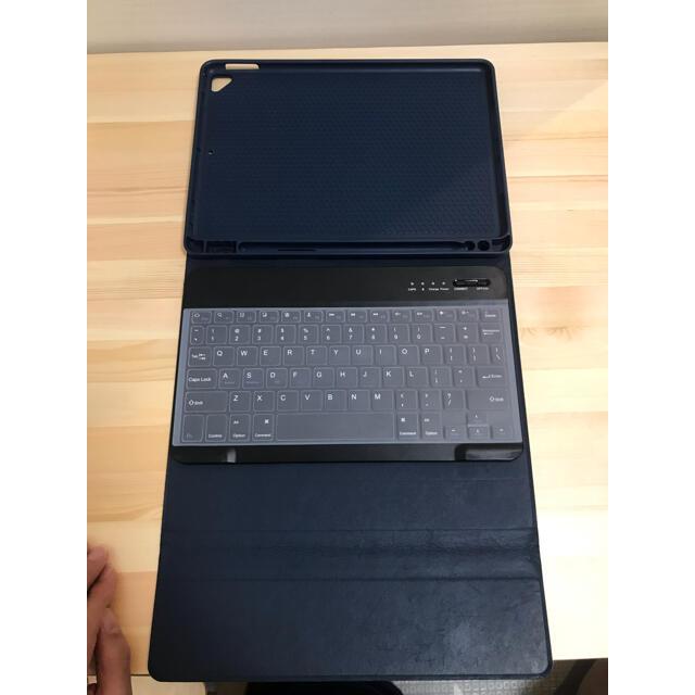 Apple(アップル)のiPad 第7世代 Wi-Fi、Apple pencil、キーボードのフルセット スマホ/家電/カメラのPC/タブレット(タブレット)の商品写真