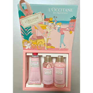 L'OCCITANE - ロクシタン ローズファーストキット