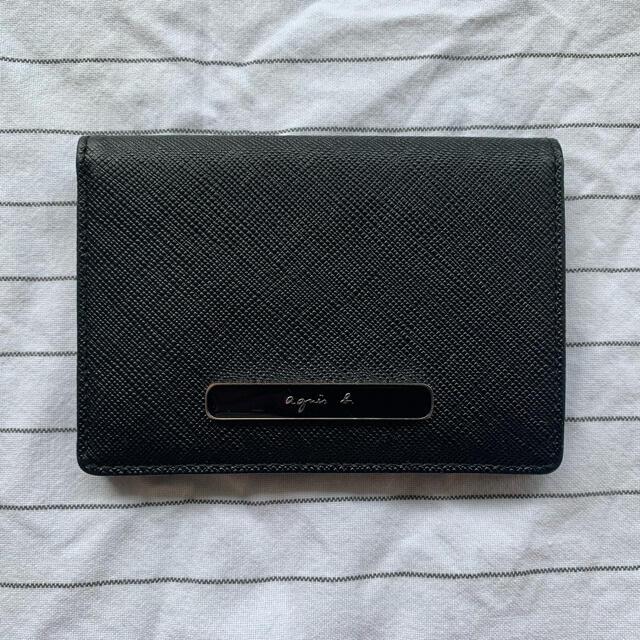 agnes b.(アニエスベー)のアニエスベー パスケース レディースのファッション小物(名刺入れ/定期入れ)の商品写真