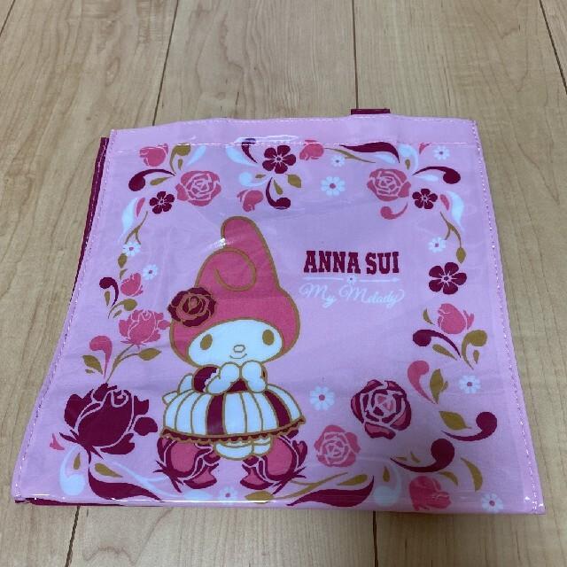 台湾限定ANNA SUIアナスイサンリオコラボバッグマイメロ レディースのバッグ(トートバッグ)の商品写真