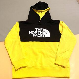 ザノースフェイス(THE NORTH FACE)のTHE NORTH FACE パーカー 美品(Tシャツ/カットソー)