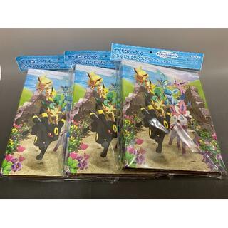 ポケモン コレクションファイル イーブイヒーローズ 3SET(カードサプライ/アクセサリ)