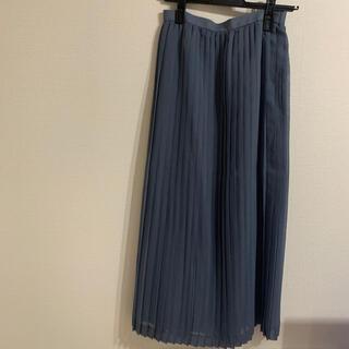 ロンハーマン(Ron Herman)のAURALEE プリーツスカート ロングスカート(ロングスカート)