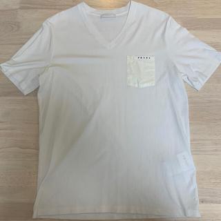 PRADA - プラダ 白 Tシャツ