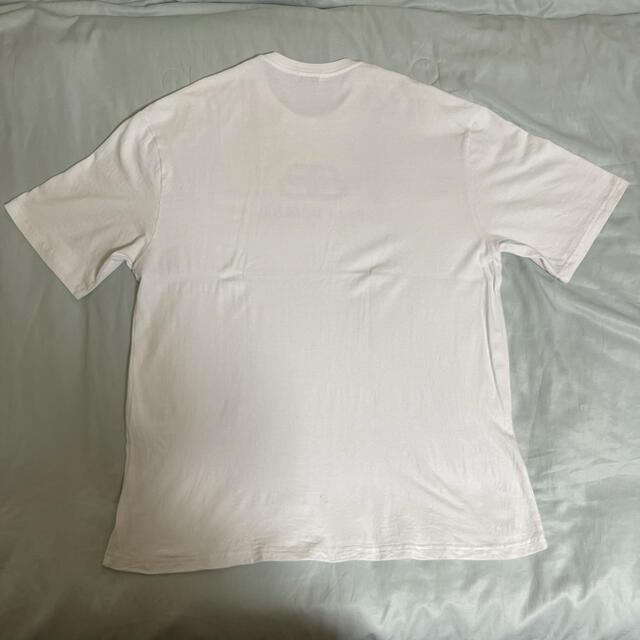 Balenciaga(バレンシアガ)のBalenciaga バレンシアガ Tシャツ M ホワイト白 メンズのトップス(Tシャツ/カットソー(半袖/袖なし))の商品写真