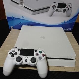 PlayStation4 - PlayStation4 CUH-2100AB02 SSD1TB