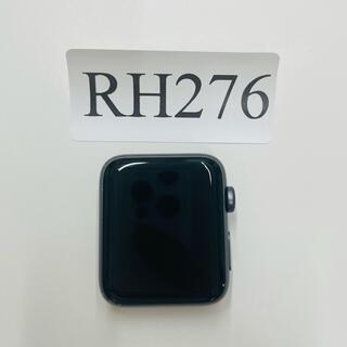 アップルウォッチ(Apple Watch)の中古美品Apple Watch Series 2 Nike-42ミリ RH276(腕時計(デジタル))