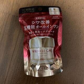 KOSE COSMEPORT - オールインワン グレイスワン リンクルケア モイストジェルクリーム 15g