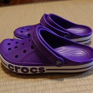 クロックス(crocs)のcrocs サンダル(サンダル)