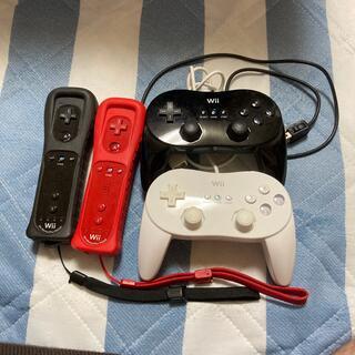 任天堂 - Nintendo wii クラシックコントローラーPROとWii コントローラー