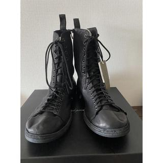 ヨウジヤマモト(Yohji Yamamoto)のyohjiyamamoto ヨウジヤマモト ブーツ 2021AW 27cm(ブーツ)