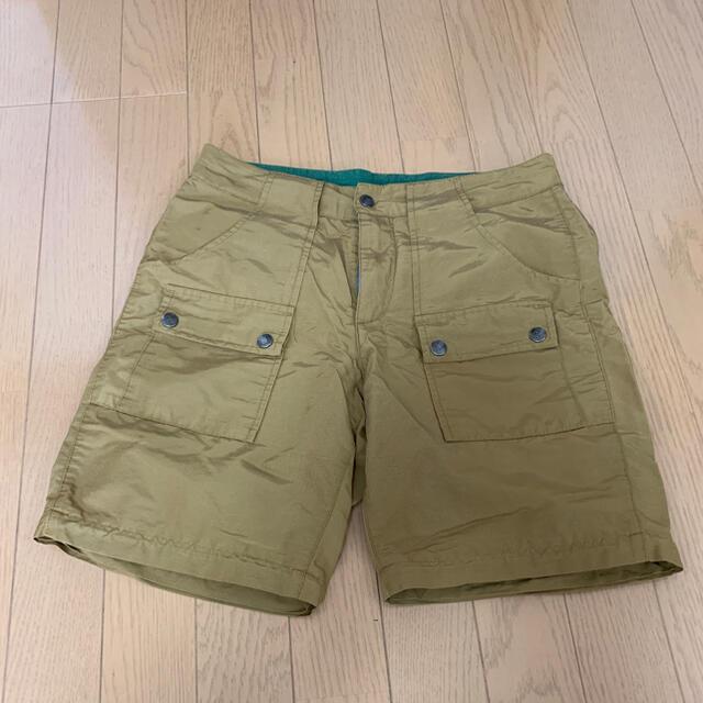 HOLLYWOOD RANCH MARKET(ハリウッドランチマーケット)のマウントレイニアデザイン ショートパンツ メンズのパンツ(ショートパンツ)の商品写真
