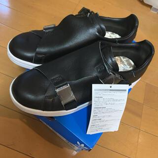 adidas - 新品未使用タグ付き アディダス スタンスミス 黒 24cm