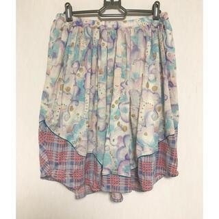 ツモリチサト(TSUMORI CHISATO)の【未使用】ツモリチサト スカート(ひざ丈スカート)