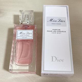 ディオール(Dior)のDior ミスディオール ヘアミスト ローズ&ローズ(ヘアウォーター/ヘアミスト)
