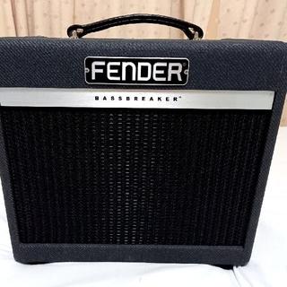 fender bassbreaker 007(ギターアンプ)