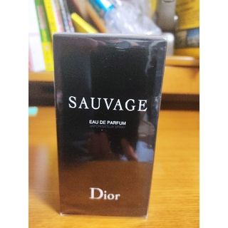 ディオール(Dior)のソヴァージュ オードパルファム(香水(男性用))