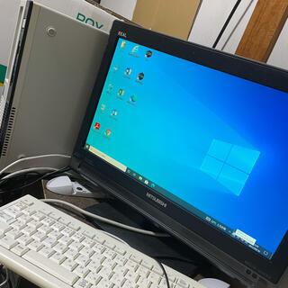 エヌイーシー(NEC)のWindowsデスクトップpc 1式(デスクトップ型PC)