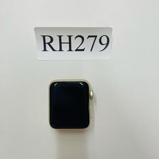 アップルウォッチ(Apple Watch)の中古美品Apple Watch Series 2 38ミリ RH279(腕時計(デジタル))