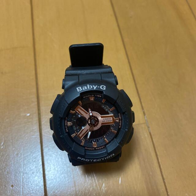 Baby-G(ベビージー)のBaby-g レディース 時計(Gショック) レディースのファッション小物(腕時計)の商品写真