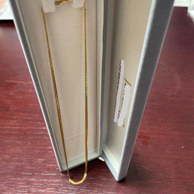 喜平ネックレス6面ダブル メンズのアクセサリー(ネックレス)の商品写真