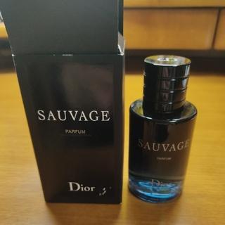 ディオール(Dior)のソヴァージュ パルファン 60ml(香水(男性用))