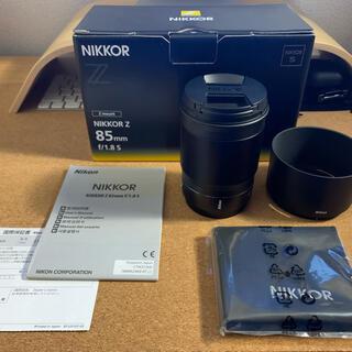 Nikon - Nikon z 85mm / 1.8