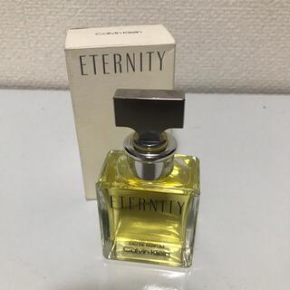 カルバンクライン(Calvin Klein)のCalvin Klein ETERNITY 50ml 未使用品(香水(女性用))