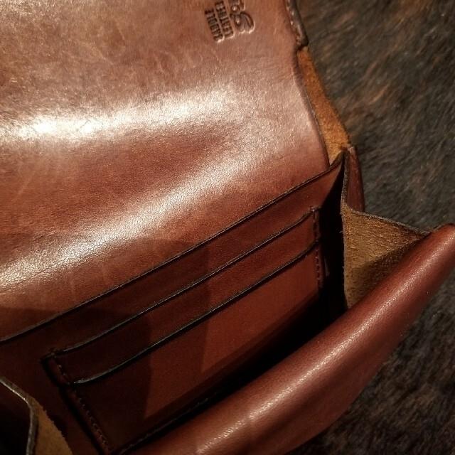 goro's(ゴローズ)のgoro's 原宿店購入 サドルレザーウォレット【ゴローズ】【革】【財布】 メンズのファッション小物(長財布)の商品写真