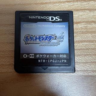 ポケットモンスター ソウルシルバー DS