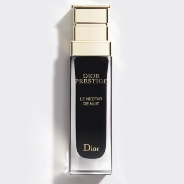 Dior(ディオール)の【Dior】 ディオール プレステージ ル ネクター ニュイ 美容液 30ml コスメ/美容のスキンケア/基礎化粧品(美容液)の商品写真