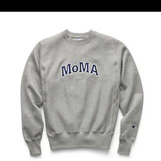 モマ(MOMA)のChampion MoMA スウェット Lサイズ(スウェット)