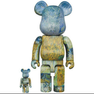 メディコムトイ(MEDICOM TOY)のBE@RBRICK Van Gogh 100%&400%(その他)